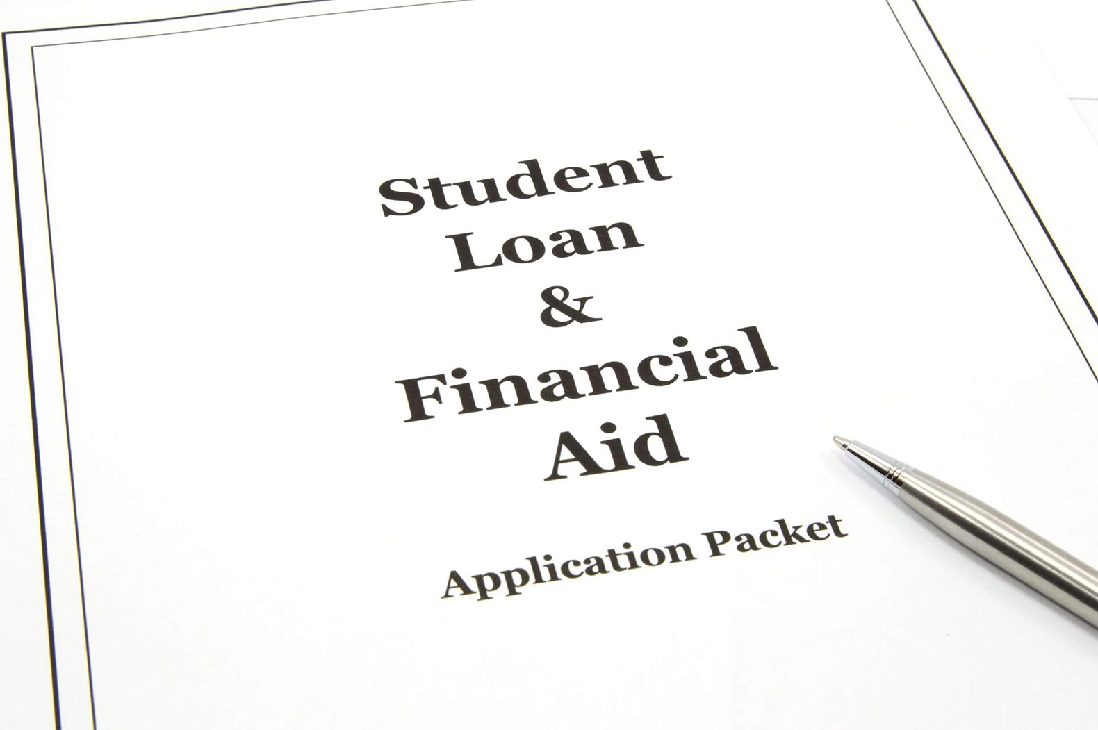 Financial Aid Packet